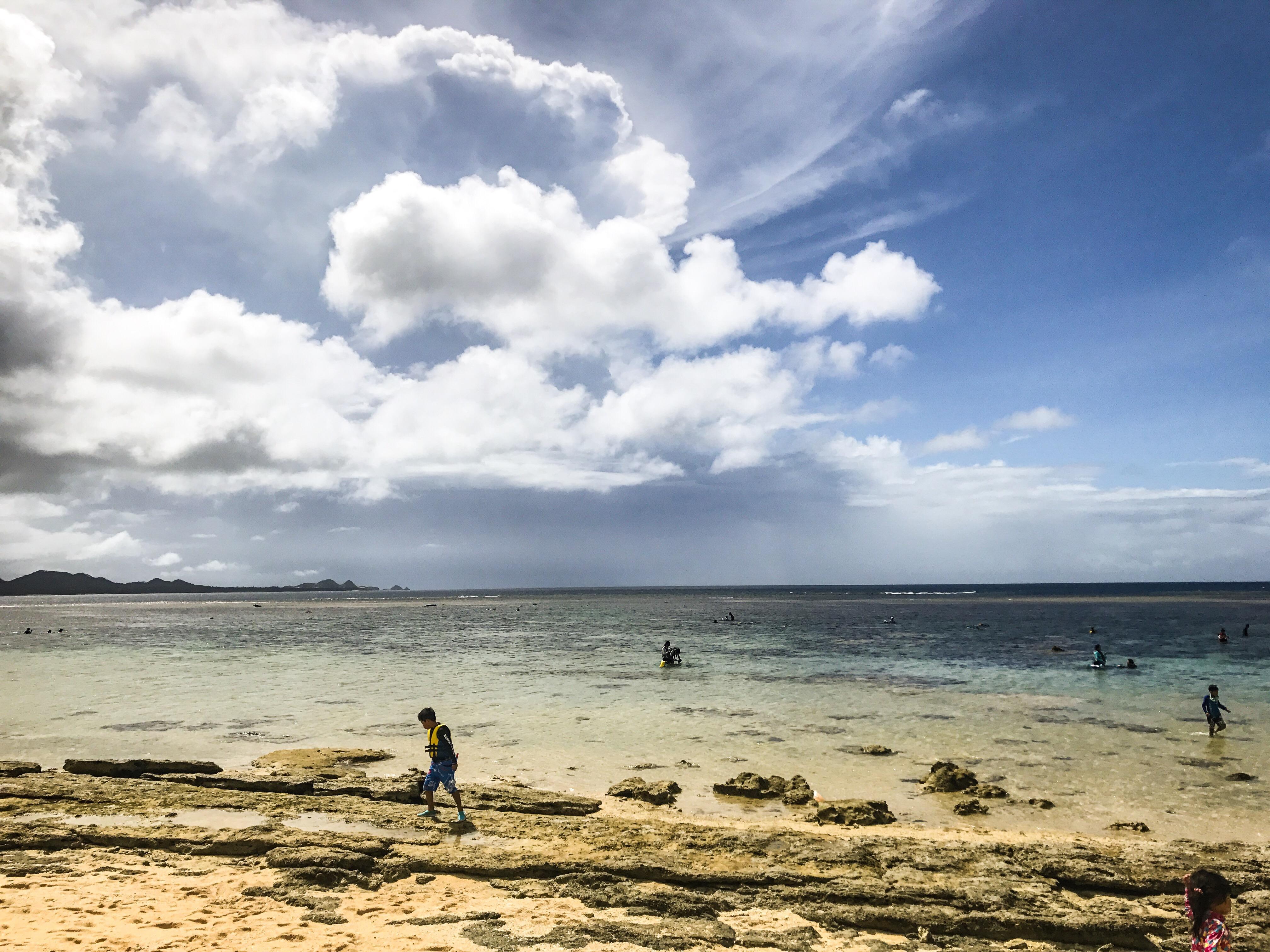 石垣島のビーチ 1